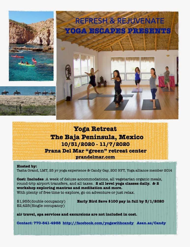 Chiropractic Clarkesville GA Yoga Escape